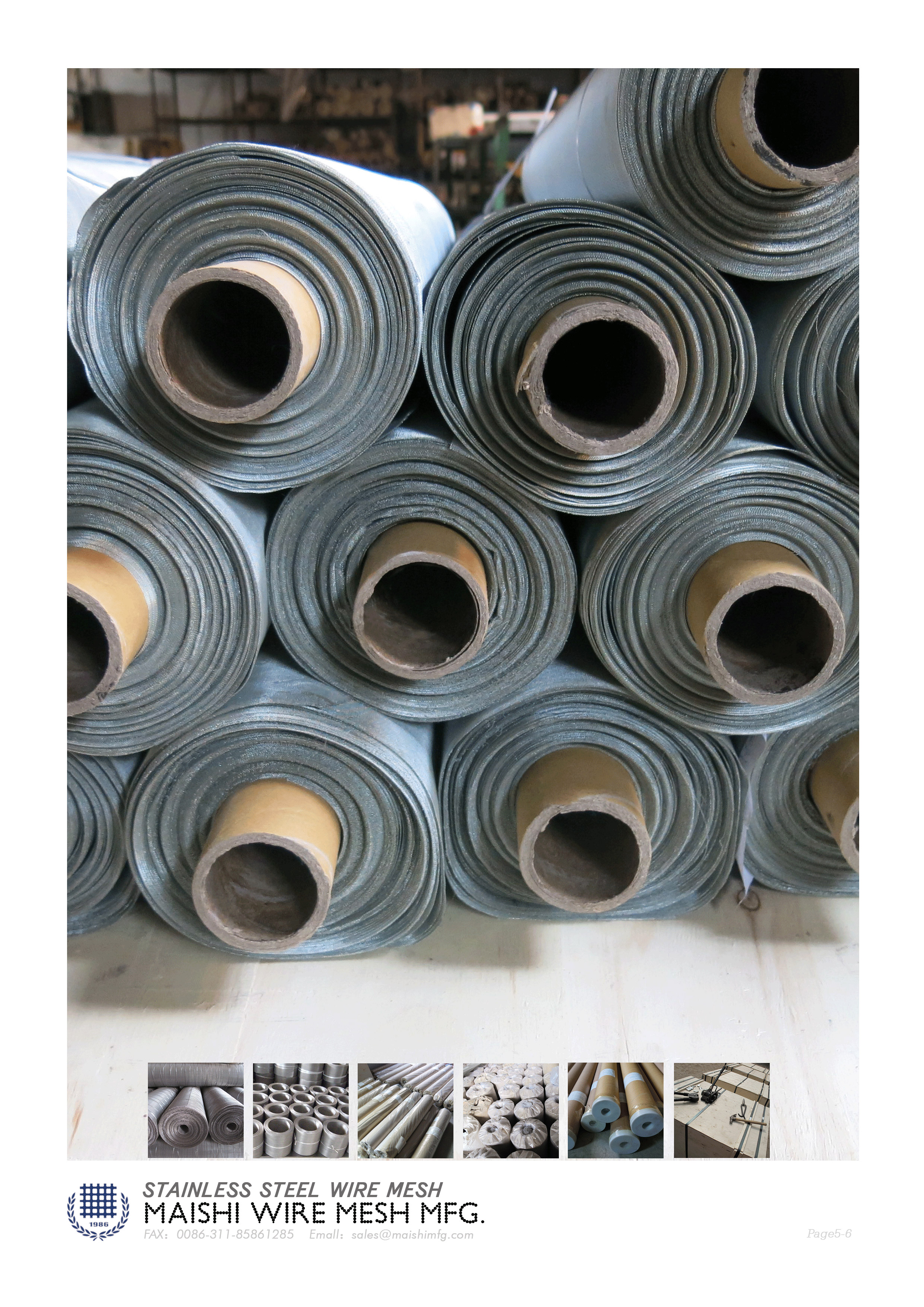 Stainless Steel Wire Mesh | Stainless Steel Woven Wire Cloth ...