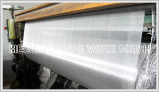 nickel and chrome alloy wire mesh