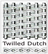 twilled dutch